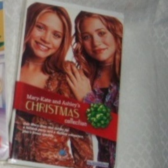 VHS Tape Mary Kate & Ashley's Christmas RESERVED